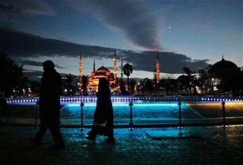 Istanbul dang la noi nguy hiem doi voi du khach