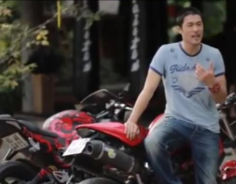Johnny Tri Nguyen: Kinh nghiem va cam giac khi tang toc