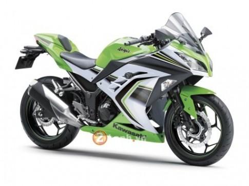 Kawasaki Ninja 250 ABS Phien ban gioi han ban voi gia gan 112 trieu dong