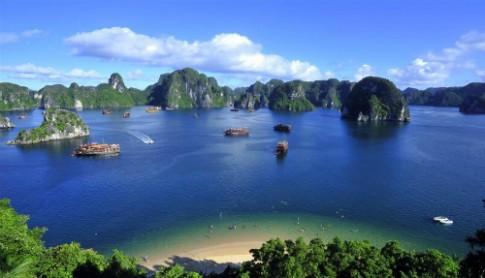 Khach nuoc ngoai huy tour Ai Cap, chon Viet Nam thay the