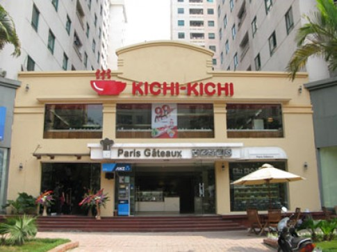 Khong gian nha hang Kichi-Kichi thu 10