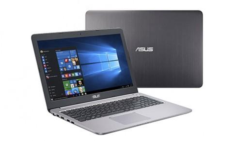 Laptop man hinh 4K dau tien cua Asus ve Viet Nam