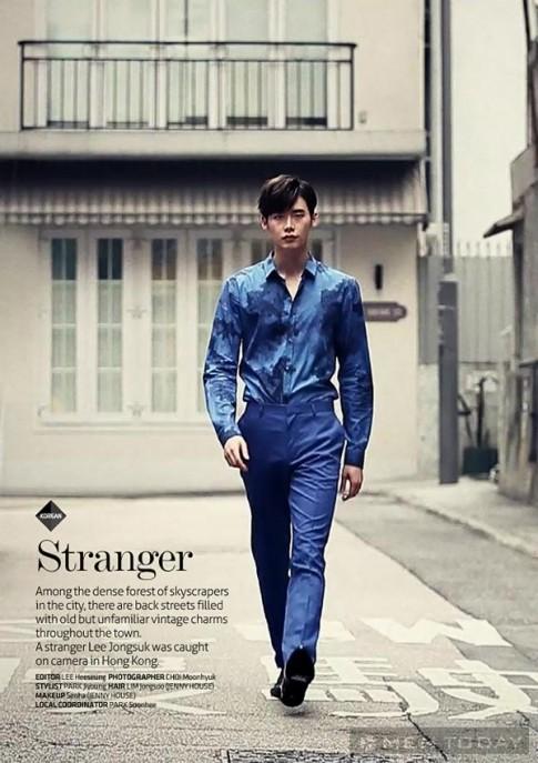 Lee Jong Suk tre trung cung trang phuc cua Hugo Boss