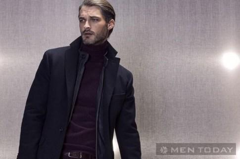 Lịch lãm cùng lookbook thời trang nam tháng 11/2013 từ Massimo Dutti