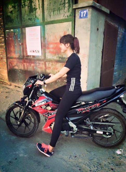 "Loai nhot nao thich hop nhat cho Suzuki raider trong mua ""Tet"""