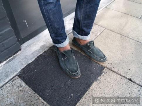 Mac gi voi boat shoes?