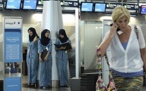 Malaysia Airlines san sang hoan tien cho khach muon huy chuyen
