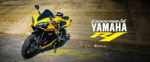 Manh thu Yamaha R1 do day phong cach cua nguoi Thai