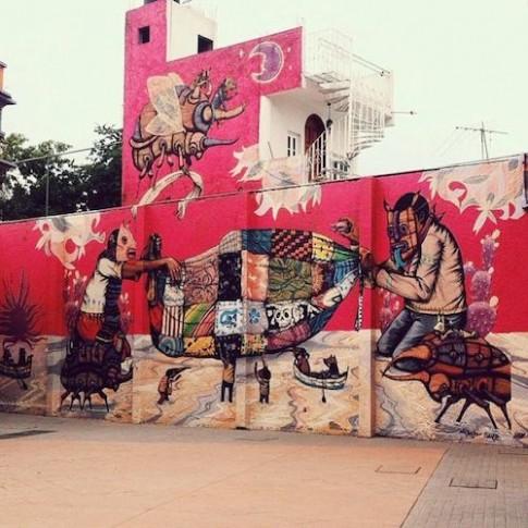 Mexico City - diem den hap dan nhat nam 2016