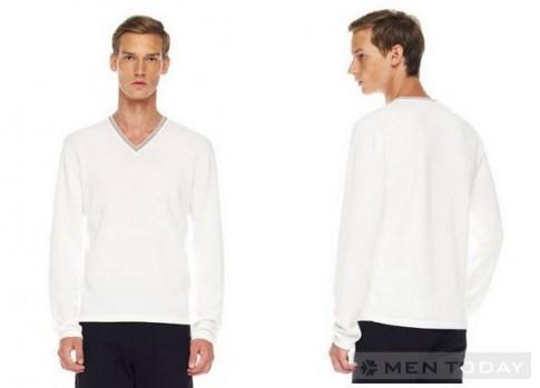 Michael Kors và BST Sweater cho nam