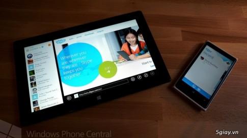 Microsoft da mang Skype tro lai cho thi truong Trung Quoc