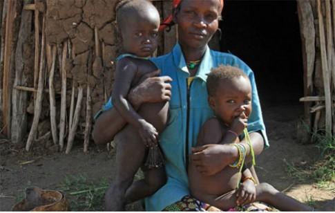 Mingi - le tru ta tan bao o Ethiopia