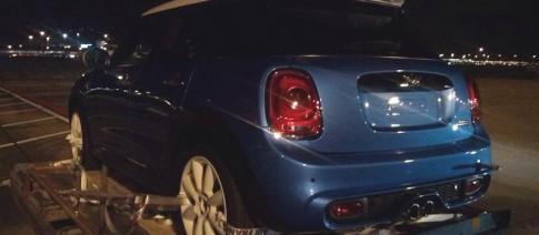 Mini Hatch lần đầu tiên có phiên bản 5 cửa