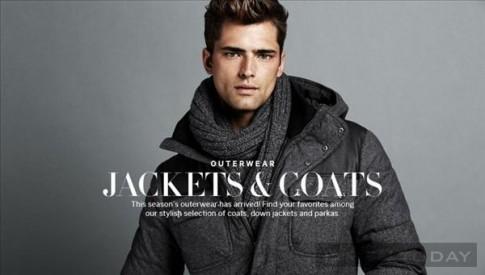 Mix đồ nam mùa đông từ những mẫu áo khoác quen thuộc