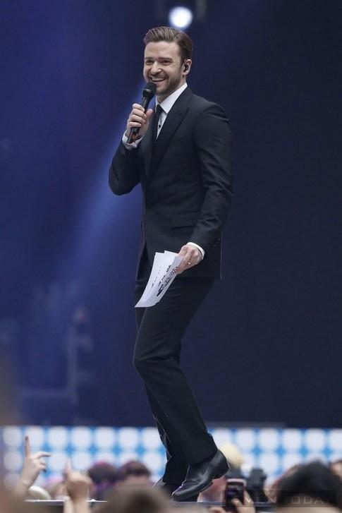 Mổ xẻ phong cách quý ông hiện đại của Justin Timberlake