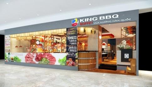Mon nuong King BBQ sap co mat tai Binh Duong
