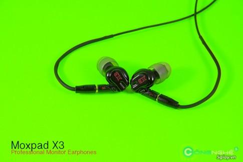 "Moxpad X3 tai nghe "" chat "" gia tot"