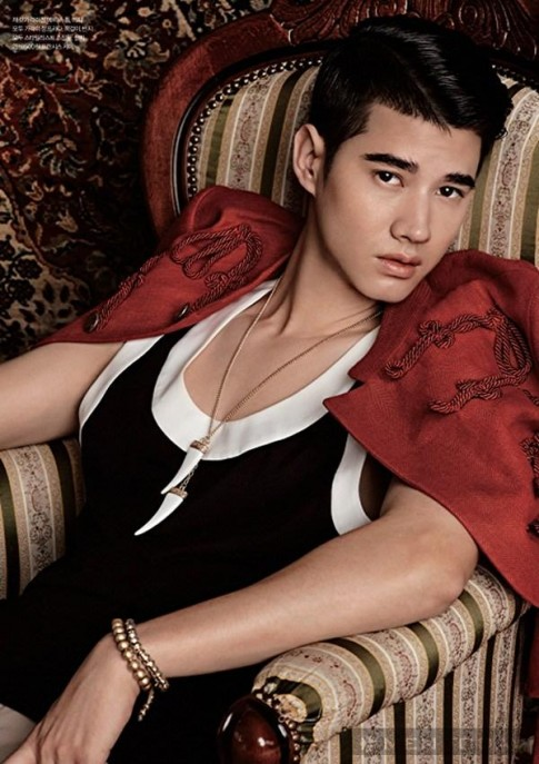 My nam Han, Thai hoi tu tren tap chi thang Tu