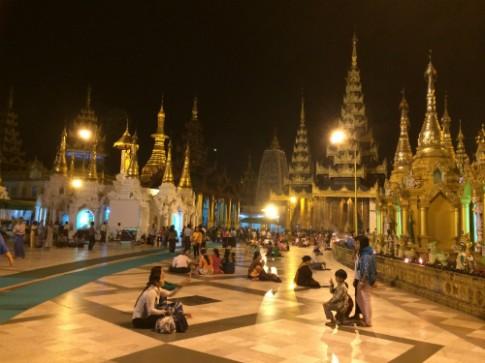 Myanmar – noi thoi gian lui lai