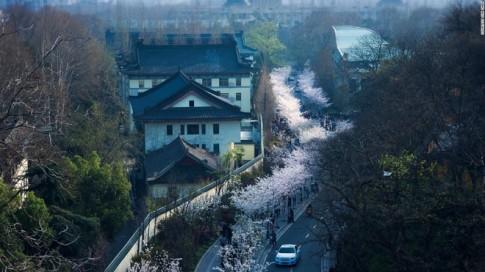Nam Kinh – thanh pho de vuong giua long Trung Quoc