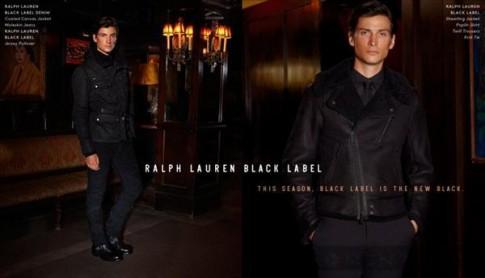 Nam tính và lịch lãm cùng trang phục thu đông 2013 của Ralph Lauren