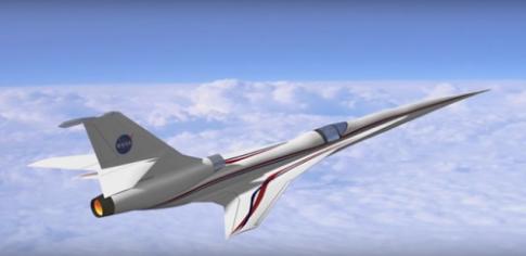 NASA tham vong tao phi co moi vuot qua huyen thoai Concorde