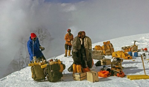 Nepal mo them cac dinh chinh phuc moi tren Everest