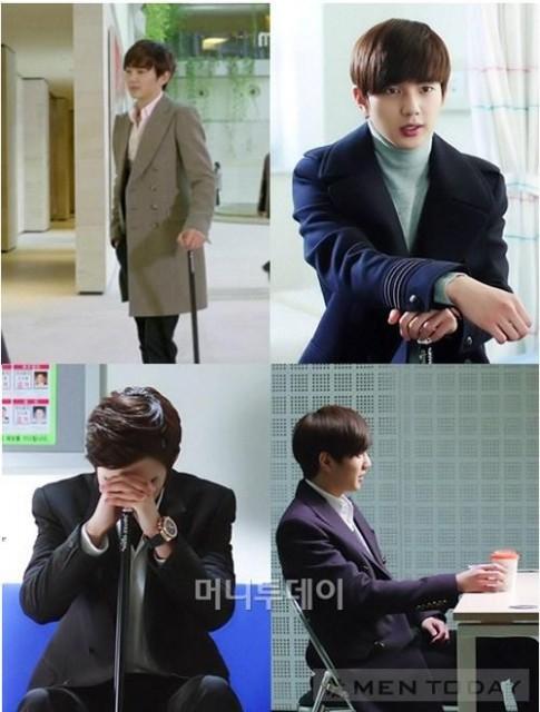 Ngam lai style cua Yoo Seung Ho