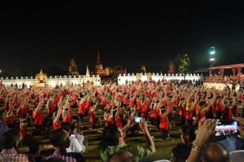 Ngay hoi cho nguoi yeu Muay Thai tren the gioi