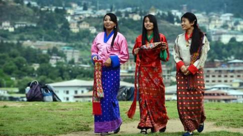Nghi ve cai chet - cach tan huong niem vui o Bhutan