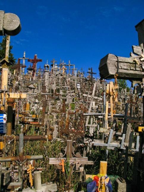 Ngọn đồi của những cây thánh giá