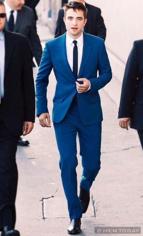 Nhung bo canh lich lam cua Robert Pattinson