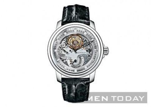 Những chiếc đồng hồ cao cấp mang dáng cổ điển