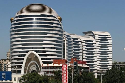 Những công trình kỳ quái ở Trung Quốc