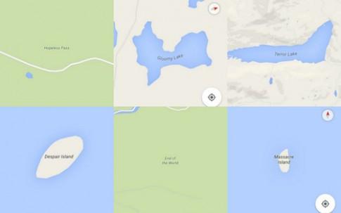 Những địa danh có tên buồn nhất thế giới