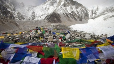 Nhung dieu thu vi ve dinh Everest