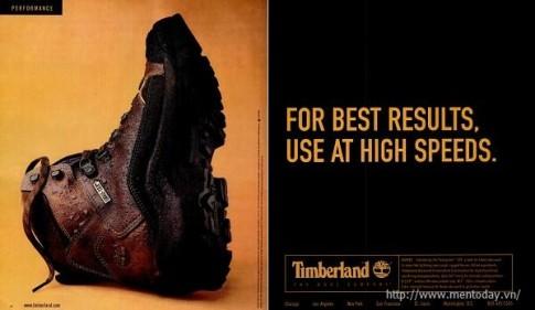 Những điều thú vị về đôi giày leo núi Timberland