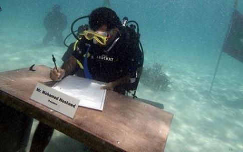Những điều thú vị về thiên đường Maldives