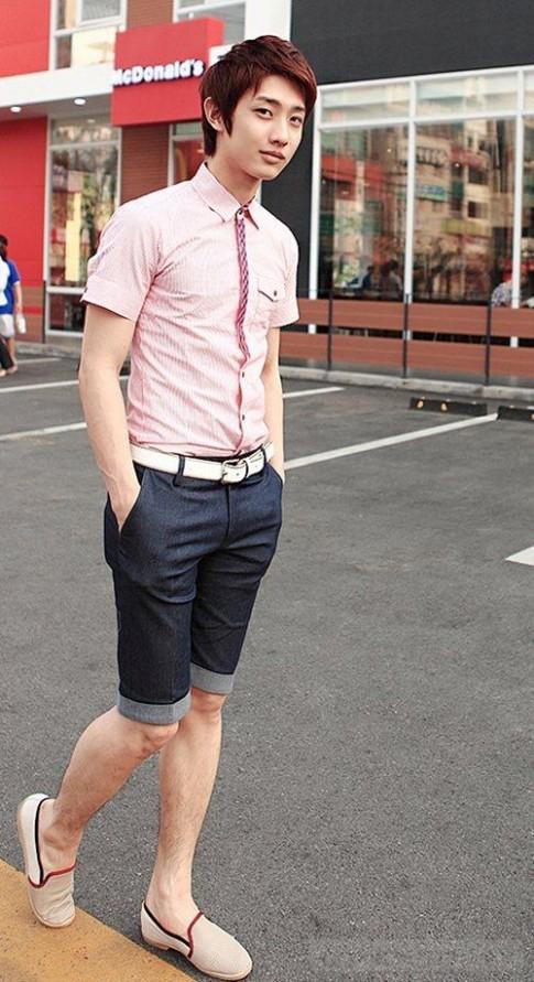 Những gam màu pastel ngày hè cho teen boy