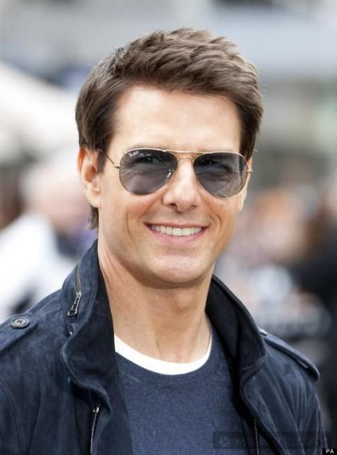 Nhung kieu toc tre trung va quyen ru cua Tom Cruise