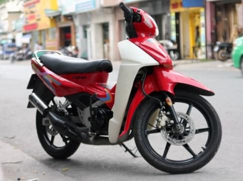 Những mẫu xe máy vắng bóng trên thị trường việt nam