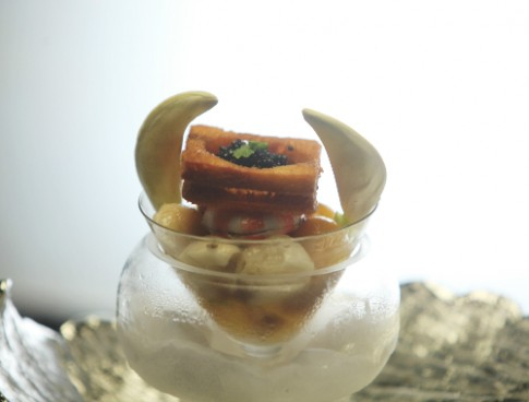 Những món ăn giúp Võ Hoàng Nhân trở thành quán quân Đầu bếp Đỉnh