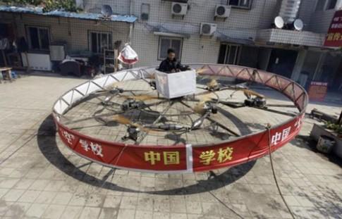 Những sáng chế độc đáo ở Trung Quốc