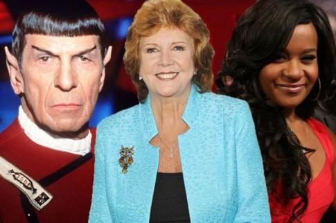 Những sao Hollywood đã ra đi vĩnh viễn vào năm 2015