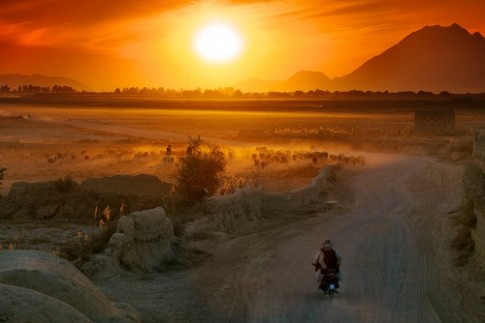 Nhung trai nghiem bat ngo tai Afghanistan