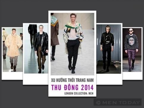 Những xu hướng thời trang ấn tượng từ LCM 2014
