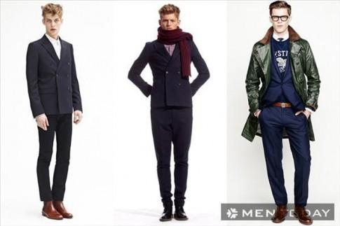 Những xu hướng thời trang các chàng nên giữ lại trong năm 2014
