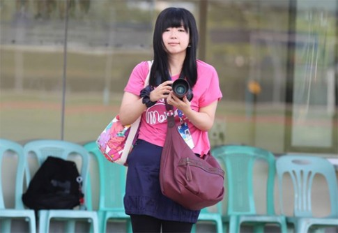 Nữ phóng viên Nhật quyết theo đuổi Công Phượng đến Malaysia