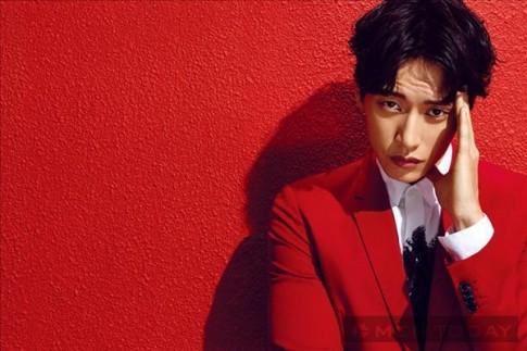 Park Hae Jin tre trung va ca tinh trong bo anh moi