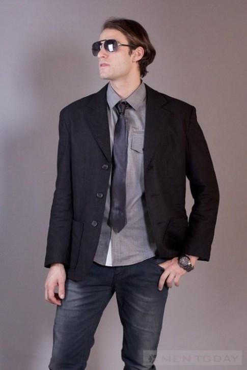 Phân biệt ba loại blazer nam phổ biến